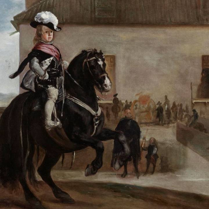 Conference: Velázquez and the Spanish Prince: Baltasar Carlos in the Riding School