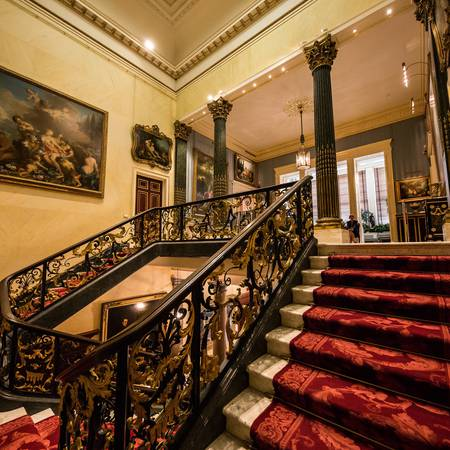 The Wallace Collection grand staircase (c)twobytwo