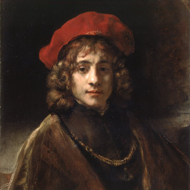 Seventeenth century two-quarter length portrait of a young man