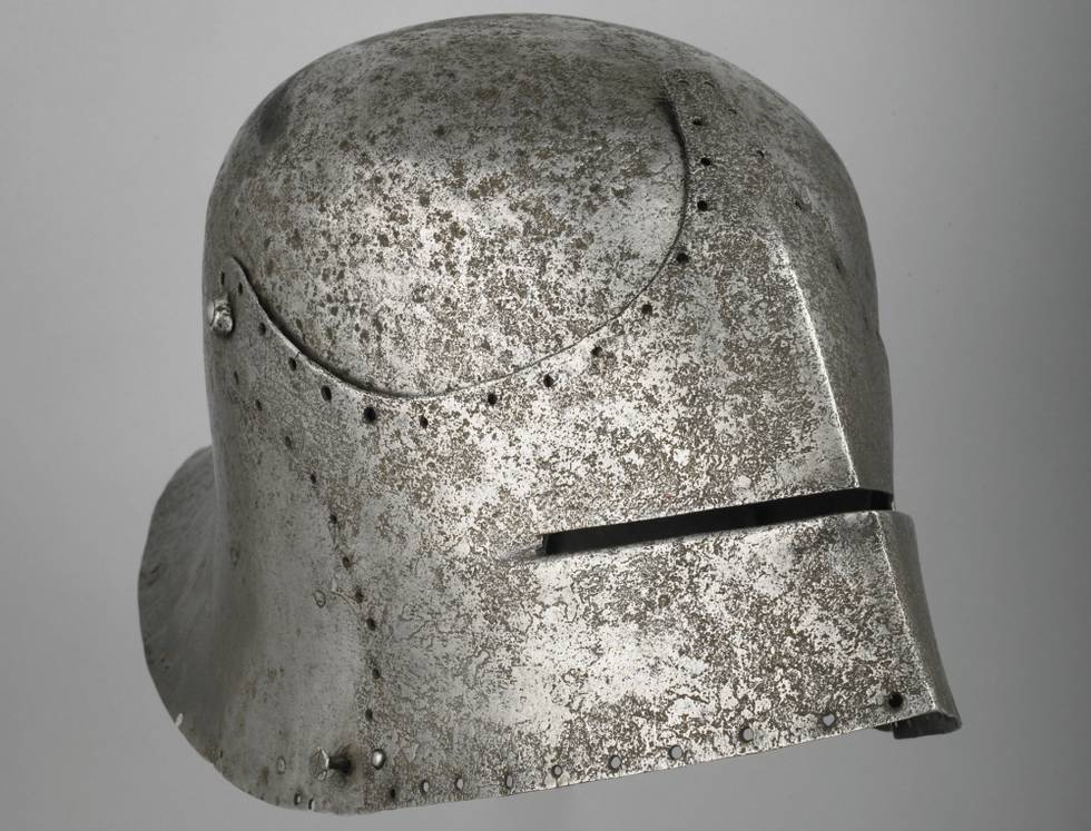Cancelled - Treasure of the Month: A Light Hoseman's Sallet