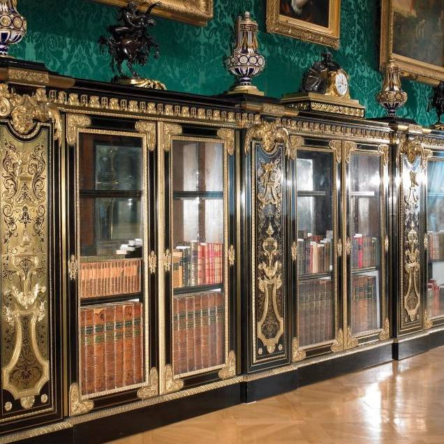 Cancelled - Collecting like a Prince: The 3rd Marquess of Hertford's Furniture Collection