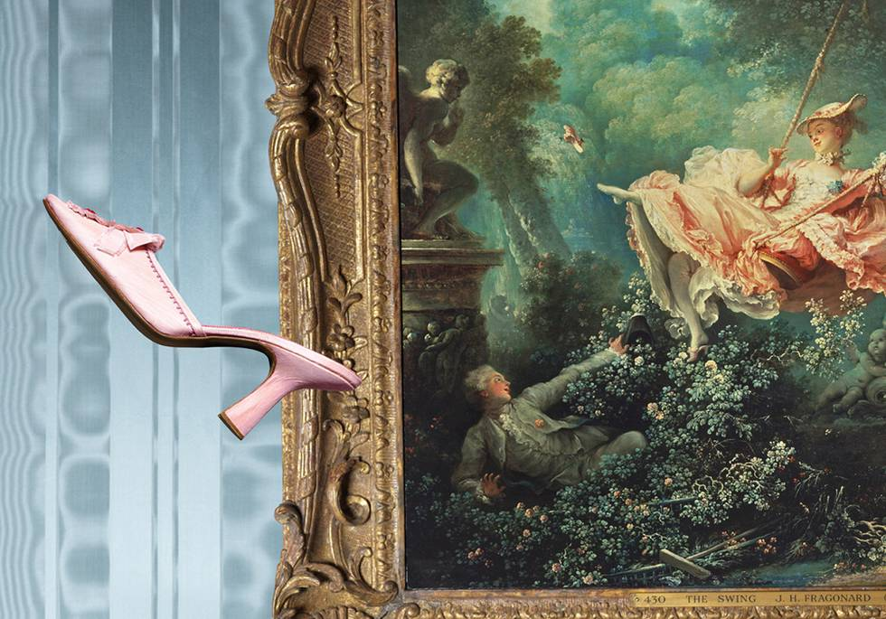 COMING SOON - An Enquiring Mind: Manolo Blahnik at the Wallace Collection