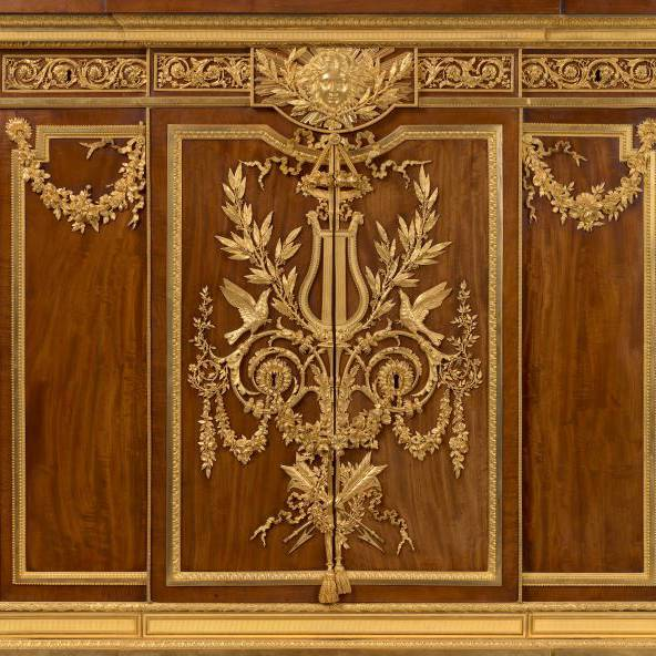 Mémoires for the Garde-Meuble: Riesener's perspective on royal furniture